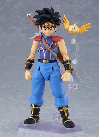 [INCOMING STOCK] figma 500 Dai - Dragon Quest: The Adventure of Dai