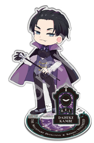 Cabinet The Millionaire Detective Balance: Unlimited Acrylic Stand Halloween Version