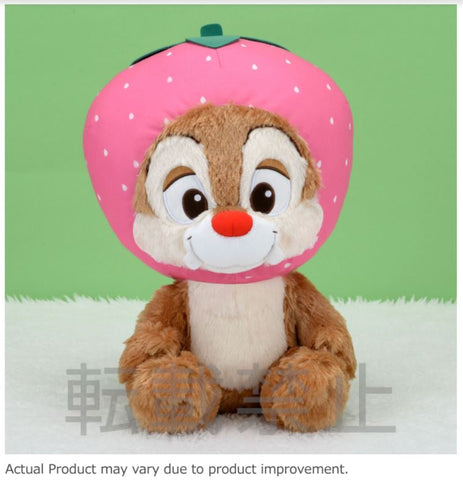 SEGA Dale MEJ Strawberry Style Plush - Chip 'n' Dale