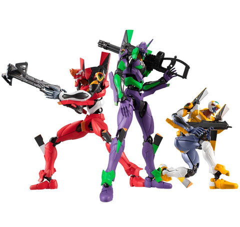 EVA-FRAME EVANGELION NEW THEATRICAL EDITION 01 W/O GUM (RANDOM 8pcs)