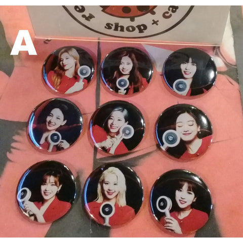 [Unofficial] Twice Lights - Pins (Per Piece)
