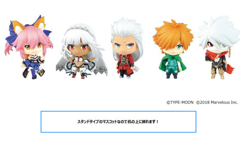 Movic Fate/EXTELLA LINK Color Collection DX B (Box of 5)