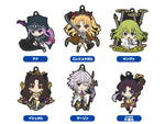 Nendoroid Plus Collectible Rubber Keychains 02 (Box of 6) - Fate/Grand Order Absolute Demonic Front: Babylonia