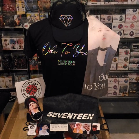 [ONHAND] UNOFFICIAL SEVENTEEN - ODE TO YOU Concert 2020 Bundle