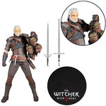 McFarlane Toys The Witcher 3: The Wild Hunt Geralt of Rivia 12-Inch Action Figure