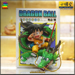 JacksDo Dragon Ball Z Manga Cover Kid GOKU GK
