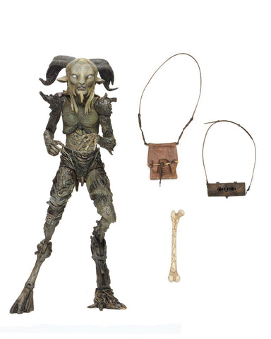 "NECA Guillermo Del Toro Signature Collection 7"" Scale Old Faun - Pan's Labyrinth"