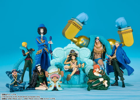 [INCOMING STOCK] One Piece Tamashii Box Volume 1 and 2 Set