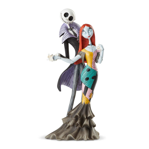 ENESCO Disney Showchase Collection: Deluxe Jack and Sally