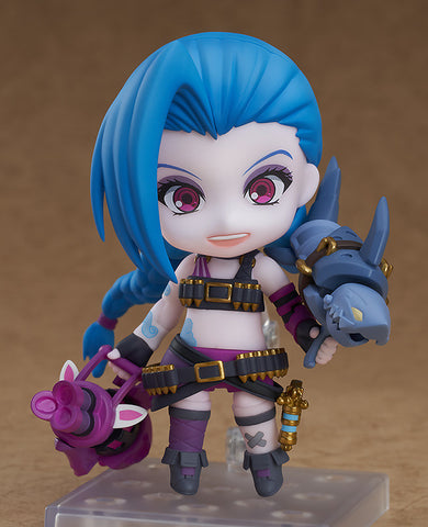[INCOMING STOCK] Nendoroid 1535 Jinx - League of Legends