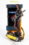 PureArts Cyberpunk 2077 Johnny Silverhand 1/4 Scale Statue (Exclusive Version)