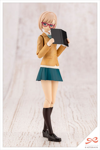 Kotobukiya 1/10 Scale Koyomi Takanashi [RYOBU HIGH SCHOOL WINTER CLOTHES] DREAMING STYLE CLASSICAL IVY - SOUSAI SHOJO TEIEN