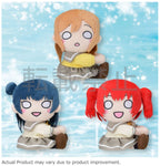 SEGA Love Live! Sunshine!! Attaching Plush First Grader (Set of 3)
