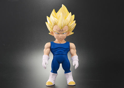 Zeem Soft Vinyl Majin Vegeta - Dragon Ball