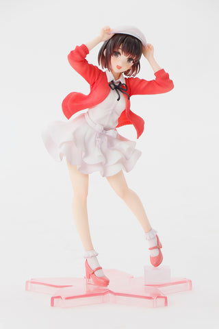 TAITO Coreful Figure Kato Megumi (Heroine Uniform Version) - Saekano: How to Raise a Boring Girlfriend
