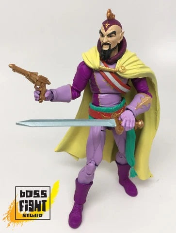 Boss Fight Studios HERO H.A.C.K.S. FLASH GORDON COMIC MING THE MERCILESS WV1