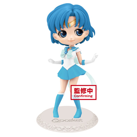 [ONHAND] Banpresto SAILOR MOON ETERNAL Q POSKET Super Sailor Mercury Version B