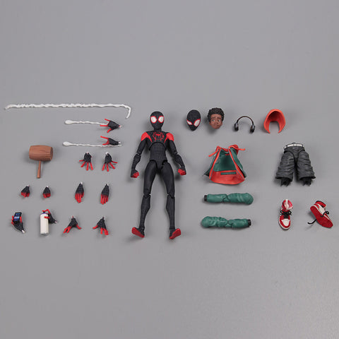 Sen-ti-nel Japan Spider-Man: Into the Spider-Verse SV-ACTION Miles Morales / Spider-Man + Trading