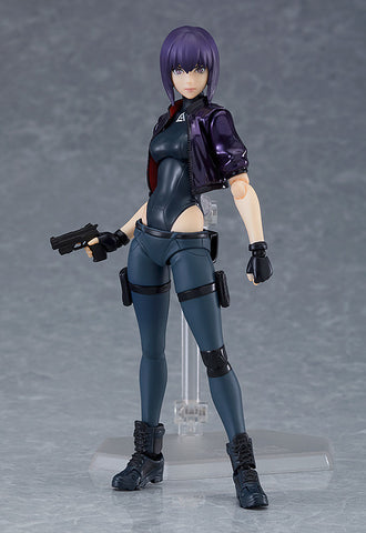 [INCOMING STOCK] figma 503 Motoko Kusanagi: SAC_2045 Version - Ghost in the Shell: SAC_2045