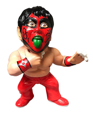 16d Collection 016 The Great Muta (90s Red Paint) - Legend Masters