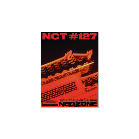 [PRE-ORDER] NCT 127 - Neo Zone (T Version) [Album Vol.2]