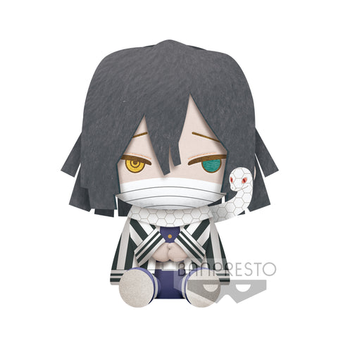 [INCOMING STOCK] BANPRESTO BIG PLUSH OBANAI IGURO - DEMON SLAYER: KIMETSU NO YAIBA