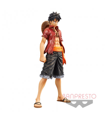 [ONHAND] One Piece Stampede Movie - DXF GLM vol.1 Luffy