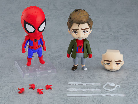 [INCOMING STOCK] Nendoroid 1498-DX Peter Parker: Spider-Verse Ver. DX - Spider-Man: Into the Spider-Verse