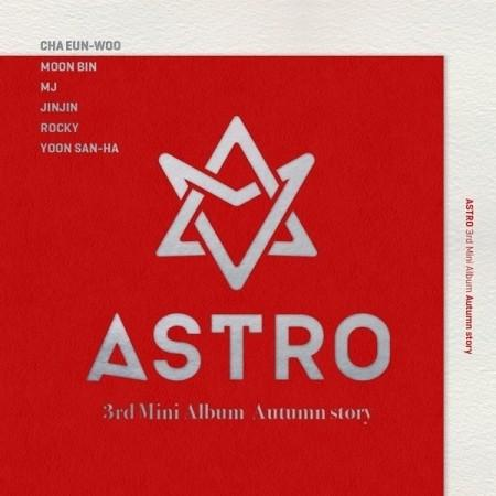 [PRE-ORDER] ASTRO 3rd Mini Album - AUTUMN STORY
