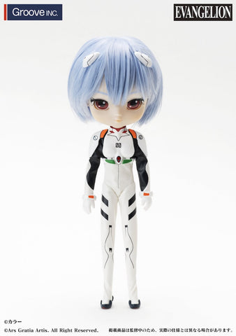 GROOVE JAPAN Collection Doll Rei Ayanami - Evangelion