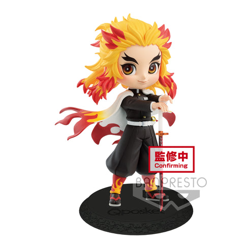 [INCOMING STOCK] Banpresto Q POSKET KYOJURO RENGOKU - DEMON SLAYER: KIMETSU NO YAIBA
