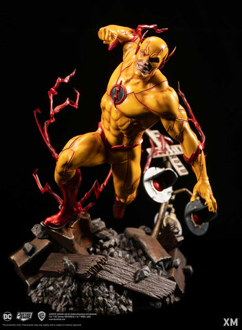 XM Studios 1/6 Scale DC Reverse-Flash