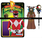 SUPER7 MIGHTY MORPHIN' POWER RANGERS REACTION FIGURE W1 RITA REPULSA