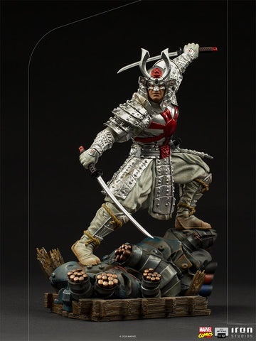 Iron Studios 1/10 BDS Art Scale Silver Samurai - Marvel Comics