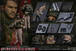 Damtoys 1/6 Scale Operation Red Wings NAVY SEALS  SDV TEAM 1 Radio Telephone Operator