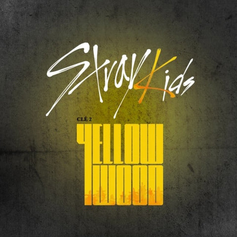 [PRE-ORDER] Stray Kids Special Album - Clé 2 : Yellow Wood (Limited Ver.)