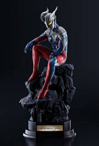 Bandai Tamashii Nations Ultraman Zero Statue (10th Anniversary)