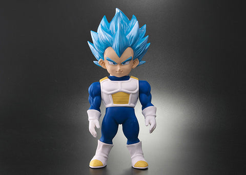 Zeem Soft Vinyl Vegeta Blue - Dragon Ball