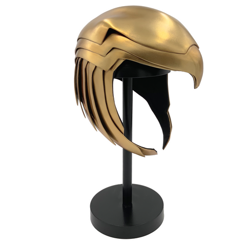 Factory Entertainment Wonder Woman Golden Armor Helmet Limited Edition Prop Replica