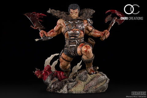Oniri Creations EU 1/6 Scale Zodd The Immortal - Berserk