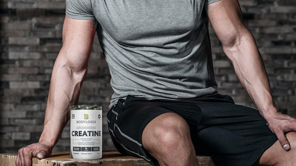 Building Muscle Mass with Creatine