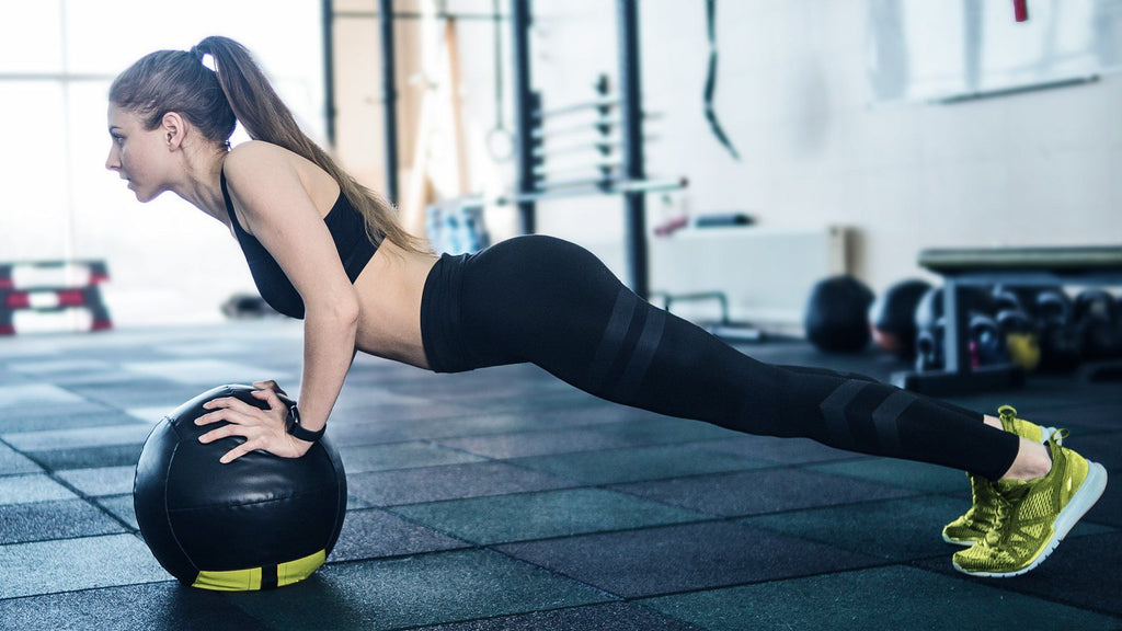 12 Innovative Ways to Use a Medicine Ball