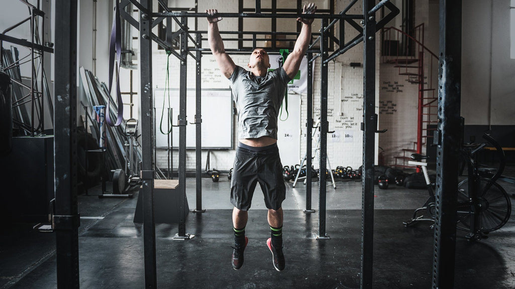 The Pull Up Progression: How to Improve Your Pull Up