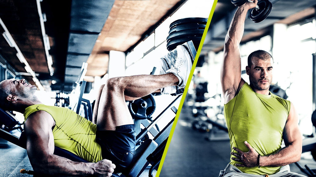 How to Structure a Weight Training Split