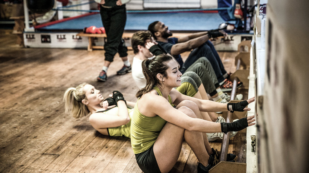 The Power of #FitFam and the Group Fitness Craze