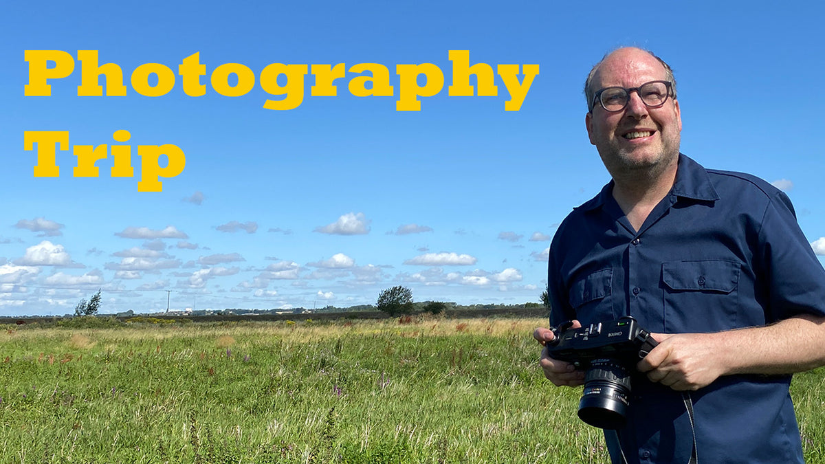 Richard Heeps Film Photography on YouTube