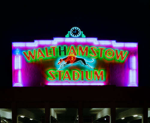 Walthamstow Stadium, London, 2019