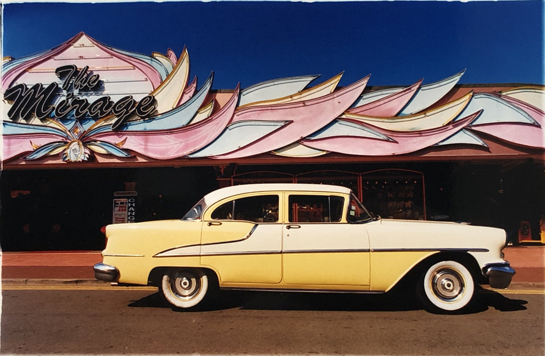'55 Oldsmobile 88, Hemsby, Norfolk, 1998