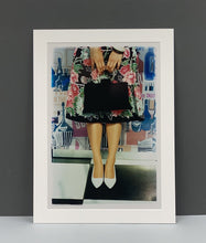 Load image into Gallery viewer, Black Handbag, Goodwood, Chichester, 2009
