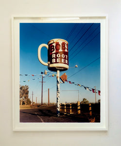 Bob's Root Beer, Fallon, Nevada, 2003